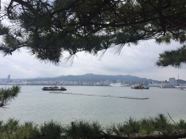 Weihai is one of the most livable cities in the world. [Photo: ChinaPlus]