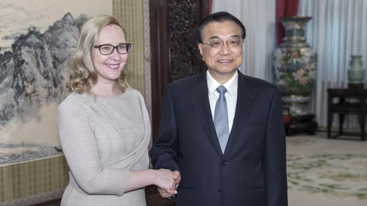 China, Finland agree to further advance bilateral ties