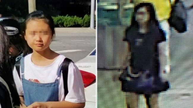JinJing Ma(Left) and her abductor(Right). [Photo: The Virginia State Police]