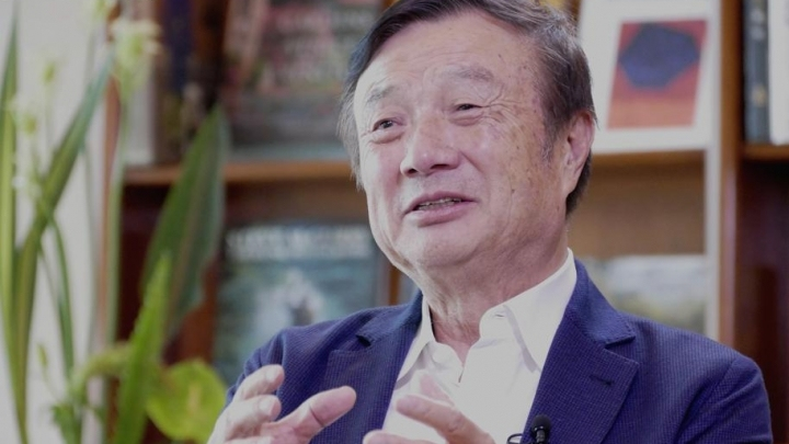 Huawei CEO: Trade dispute highlights importance of higher education