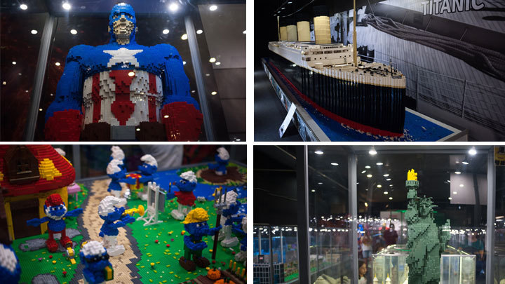 Europe's biggest LEGO exhibition in Spain