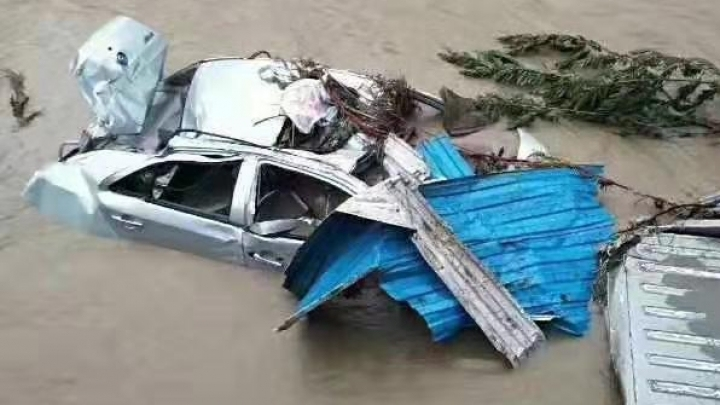 Heavy rain leaves 13 dead in central China