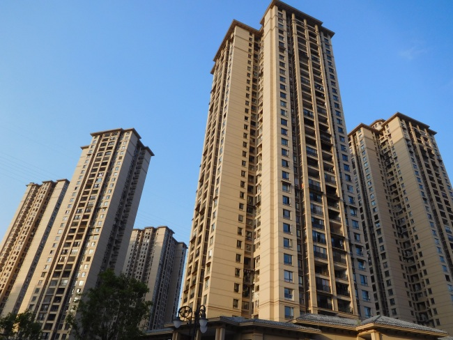 A residential building in Chongqing on June 10, 2019. [File Photo: IC]