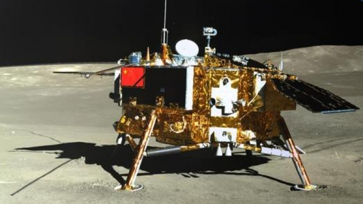 China's Chang'e-4 probe resumes work for ninth lunar day