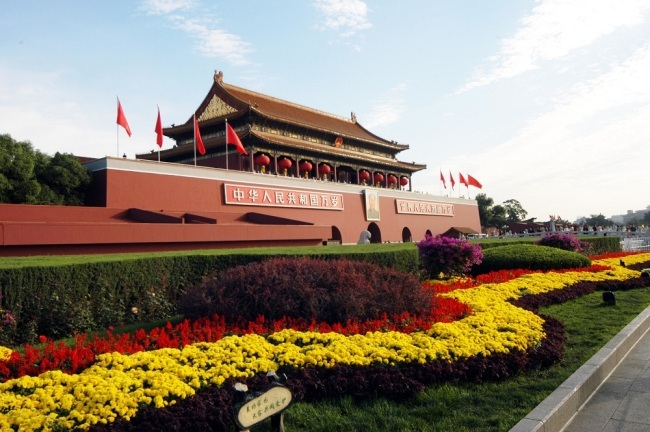 Tiananmen Square in Beijing. [File Photo: IC]