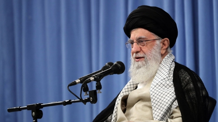 Iran's top leader rejects any talk with U.S.