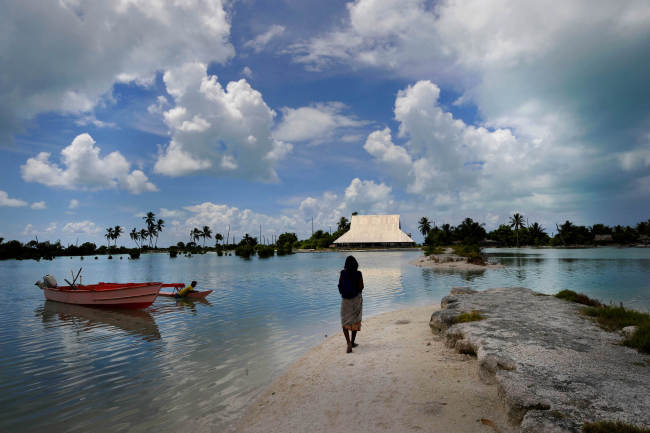 A view of Kiribati [File photo: VCG]