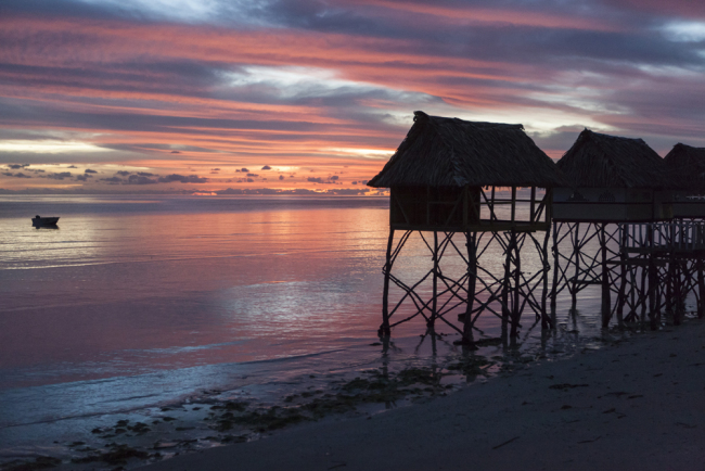 A view of Kiribati [File photo: IC]