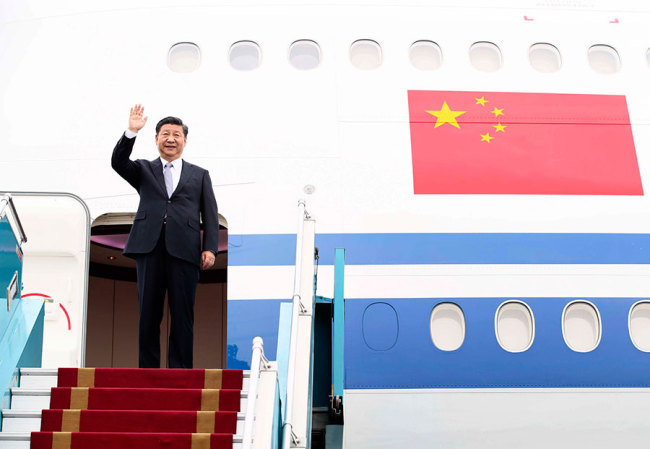 Chinese President Xi Jinping [File Photo: Xinhua]